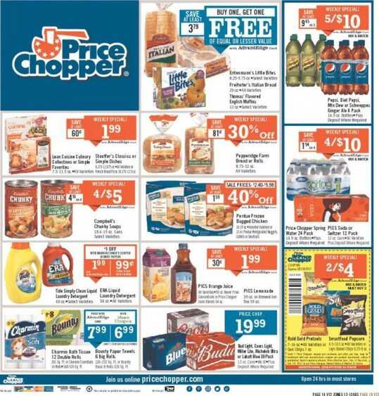 price chopper ad this week valid to 2/18 2017