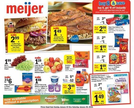 Grocery Smarts takes your local grocery store ad and matches them up with coupons to find the best deals.