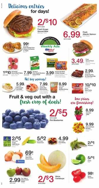 kroger weekly ad preview 2/28 to 3/6 2018 - weekly ads