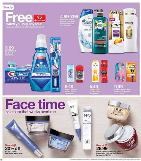 target weekly ad february 2018 valid to 2/3 2018