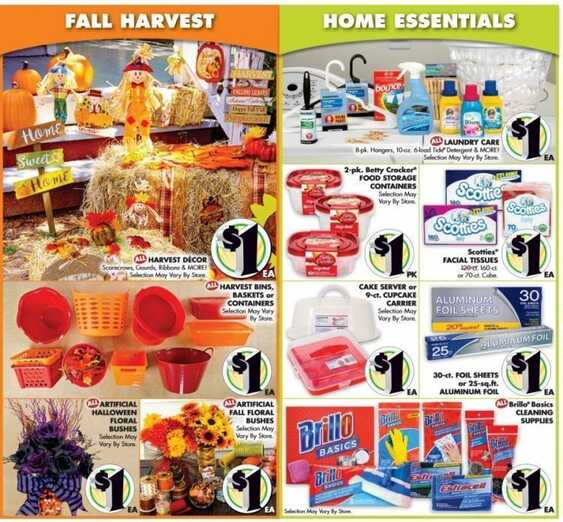 dollar tree catalog online valid to 9/23 2017 - Page 2 of 3 - weekly ads
