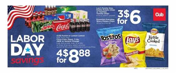 cub food weekly ad for this week
