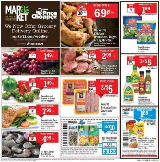 price chopper weekly flyer tennessee