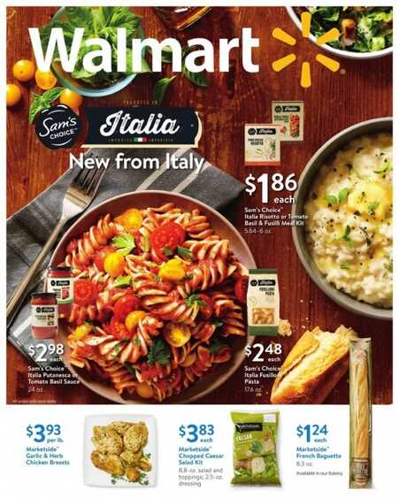 walmart grocery ad weekly ad WA for this week to 10/14/17