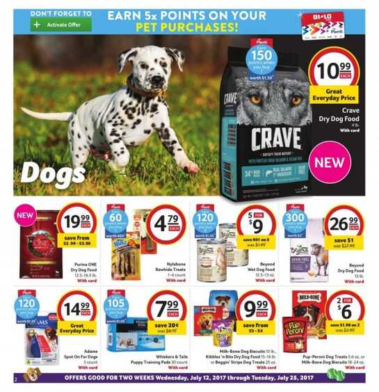 bi-lo grocery store weekly ad