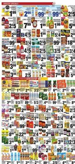 c-town supermarket weekly ad valid to 6  15 2017