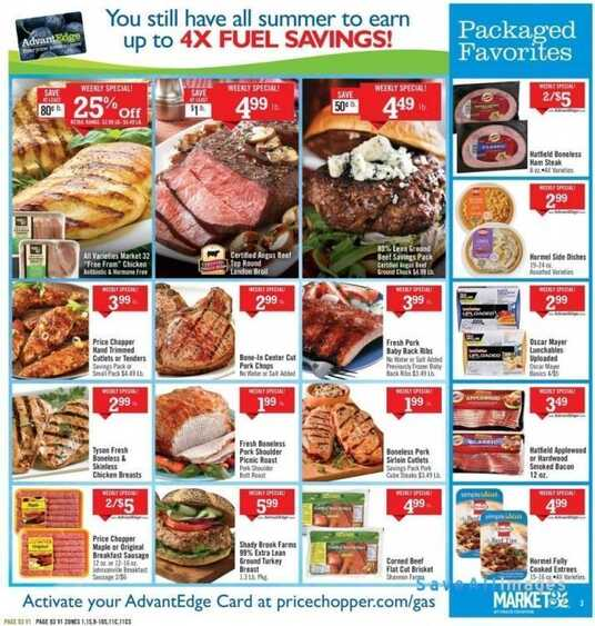 price chopper weekly ad dunmore pa 820 to 826 2017 Page 4 of 9