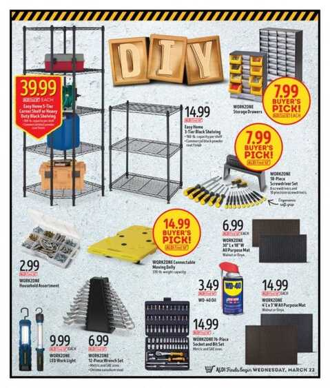 aldi us weekly ad 3/22 2017 in USA