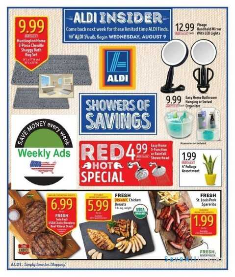 aldi weekly ads utica ny for August valid to 8/15 2017