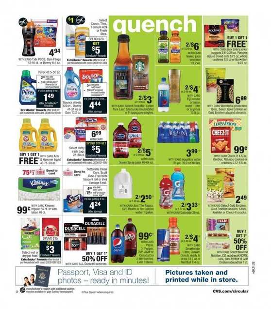 cvs weekly ad 3/4