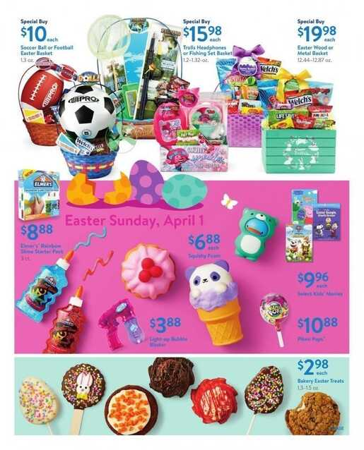 walmart weekly ad for this week 3/6 to 3/17 2018