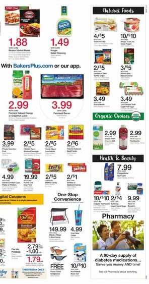bakers weekly ads omaha 5/26 to 5/30 2017 Memorial Day savings!