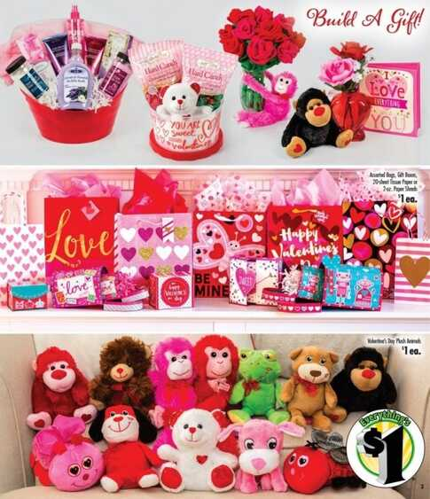 Dollar Tree Everything 1 For Valentines Day Feb 14 2018 Page 2 Of