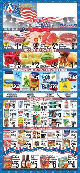 Associated Supermarket Weekly Circular 20-5-2016