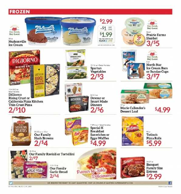 martin's weekly ad richmond va for this week valid to 2/25 2018