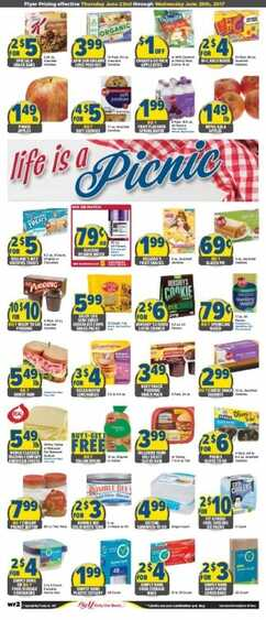 big y weekly flyer worcester ma 6/24 to 6/28 2017