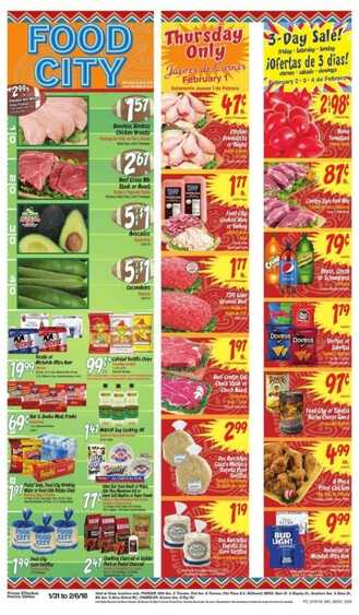 food city weekly ad valentines day valid to February 6 2018