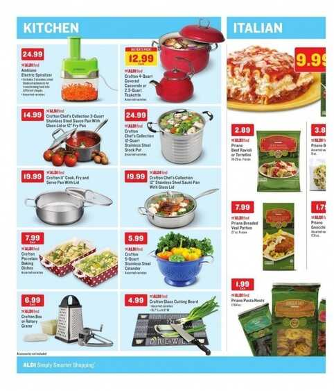 aldi weekly ad 2/18/18 to 2/2418 2018 Aldi Insider Ads