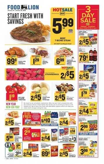 food lion weekly ad rockville md