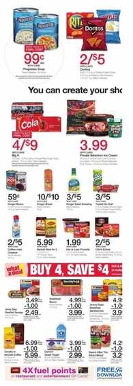 kroger weekly ad mooresville indiana
