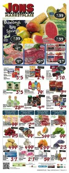 Jons Market Promotion and Offers