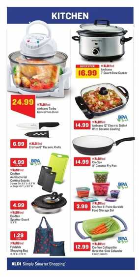 aldi weekly ad texas Oct 11 to Oct 19 2017 in Texas State