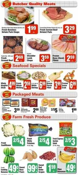 Compare Supermarkets Weekly ads