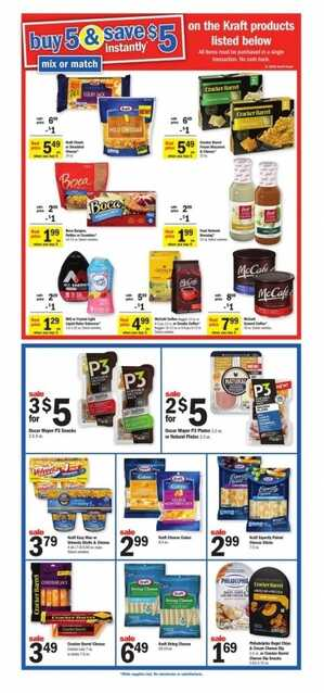 meijer grocery weekly ad March 11 to March 17 2018