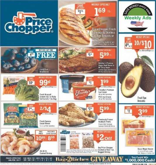 price chopper weekly flyer usa valid to 242017 in USA weekly ads