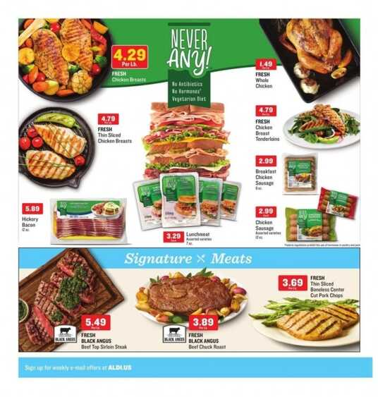 aldi weekly ad for this week 1/17